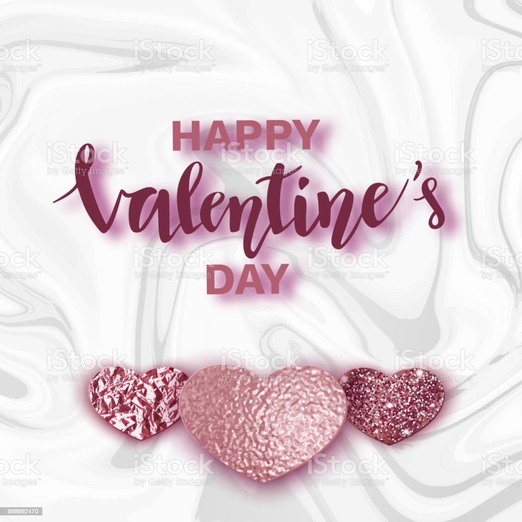 Simple Wallpaper Marble Heart - geometric-valentine-day-card-marble-texture-background-in-trendy-vector-id888692470  2018_428798.com/vectors/geometric-valentine-day-card-marble-texture-background-in-trendy-vector-id888692470