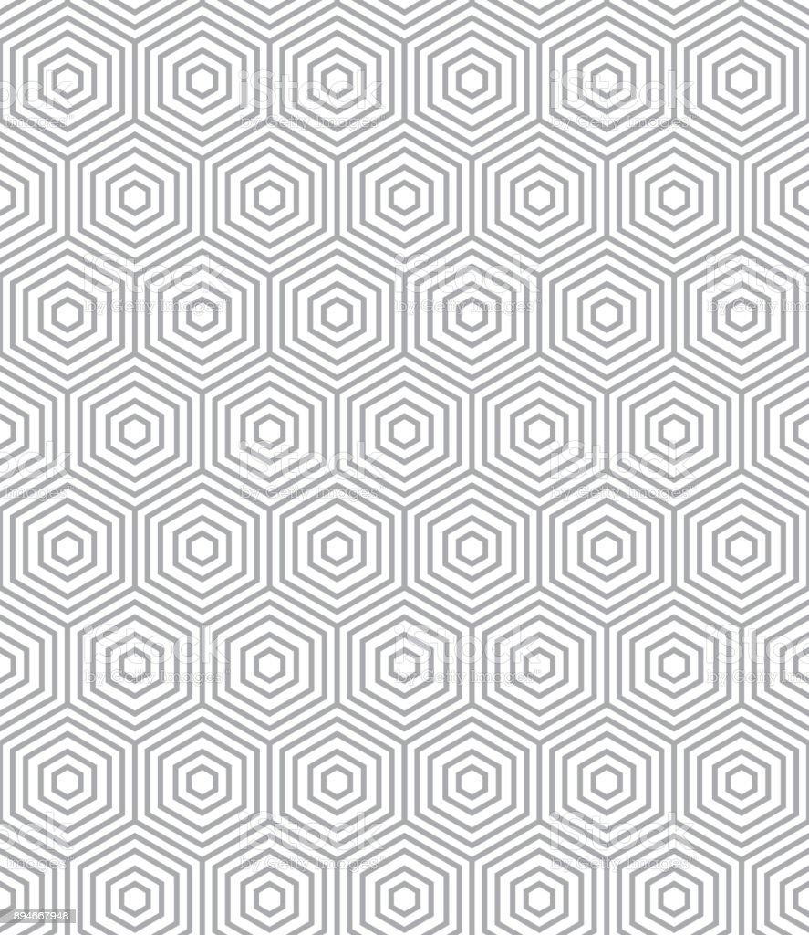 Geometric Vector Pattern vector art illustration