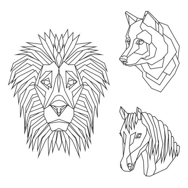 214 Simple Lion Tattoo Illustrations Royalty Free Vector Graphics Clip Art Istock Mountain lion lion tattoo skull deviantart tattoos animals simple lion tattoo animales animaux. 214 simple lion tattoo illustrations royalty free vector graphics clip art istock