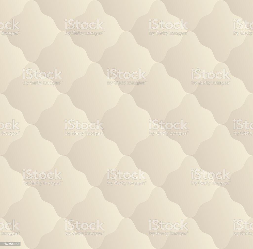 seamless mattress texture. Geometrical Seamless Pattern Vector Art Illustration Mattress Texture