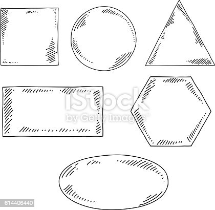 Line drawing of Geometrical shapes. Elements are grouped.contains eps10 and high resolution jpeg.