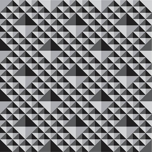 illustrations, cliparts, dessins animés et icônes de géométrie texture mono l'eps 10 - architecture intérieure beton