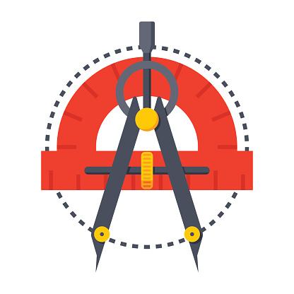 Geometry Vector Icon