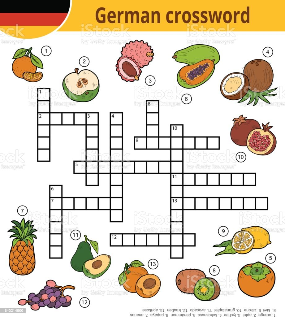 tropical crossword puzzle gallery