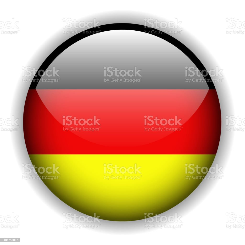 German flag button, vector royalty-free german flag button vector stock vector art & more images of authority