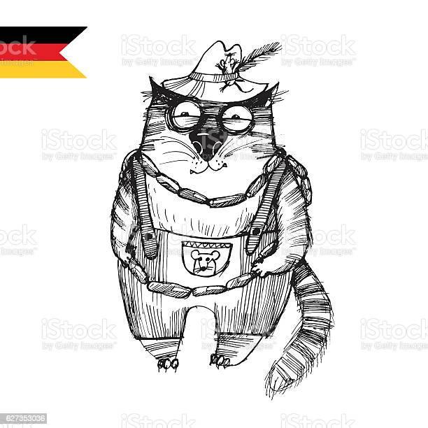 German funny cat vector id627353036?b=1&k=6&m=627353036&s=612x612&h=zmvrojyxi7hsbzlsnsaz3kaqqn1xopqbvrcorzhuplo=