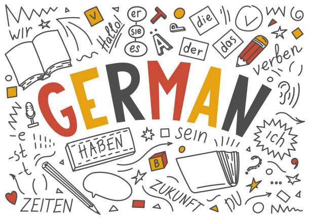 3,234 German Language Illustrations & Clip Art - iStock