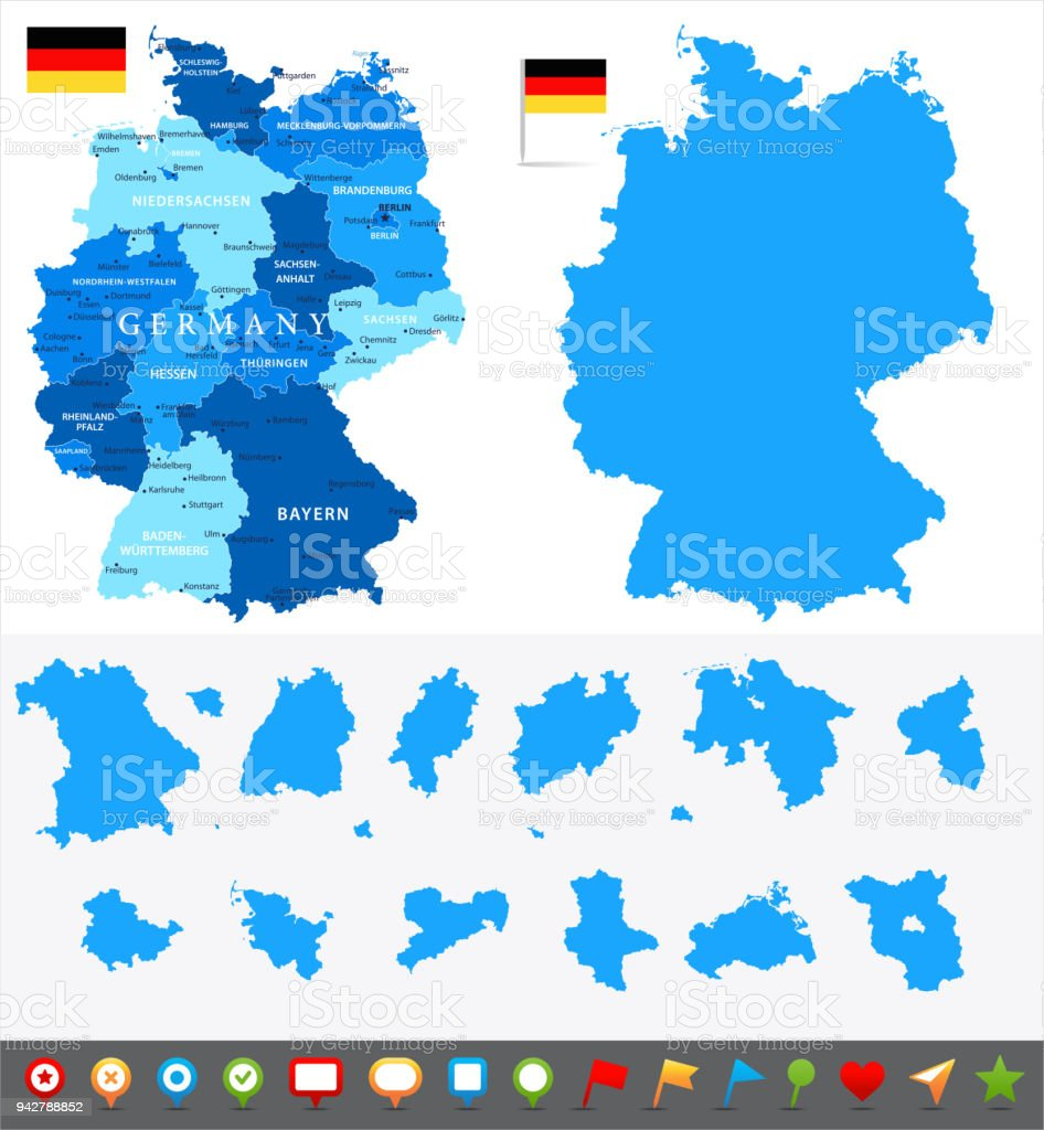 29 - Germany - Blue and Pieces 10