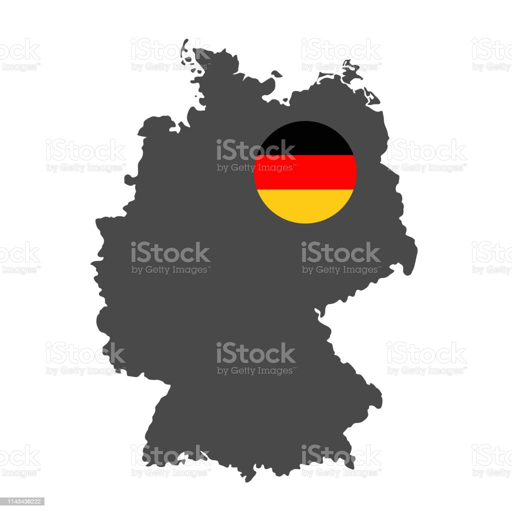 Germany Map And Flag Stock Illustration - Download Image Now ... on south sudan flag and map, england flag and map, slovakia flag and map, mozambique flag and map, british flag and map, iran flag and map, kuwait flag and map, france flag and map, arizona flag and map, malaysia flag and map, israel flag and map, syria flag and map, belize flag and map, portugal flag and map, zambia flag and map, chad flag and map, china flag and map, ireland flag and map, lebanon flag and map, ukraine flag and map,