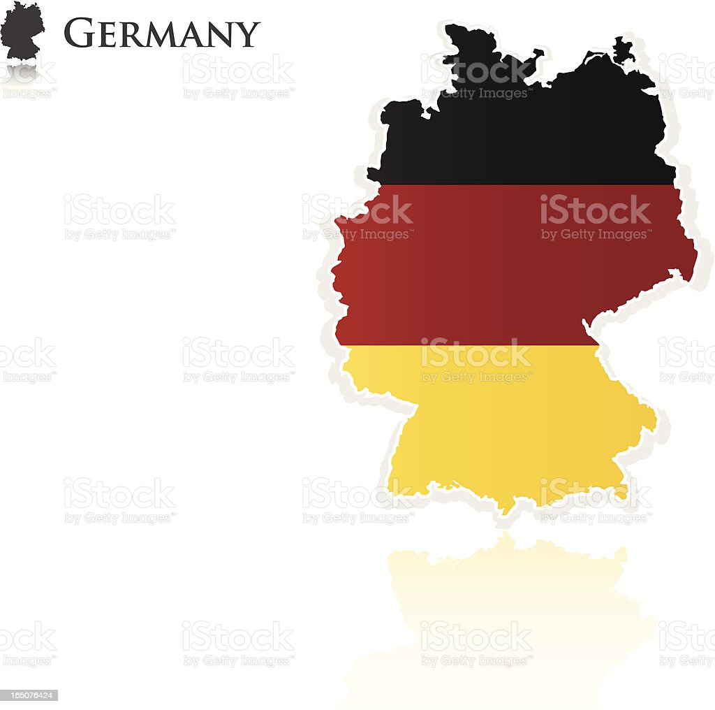 Germany Map And Flag Stock Vector Art & More Images of Clip ... on south sudan flag and map, england flag and map, slovakia flag and map, mozambique flag and map, british flag and map, iran flag and map, kuwait flag and map, france flag and map, arizona flag and map, malaysia flag and map, israel flag and map, syria flag and map, belize flag and map, portugal flag and map, zambia flag and map, chad flag and map, china flag and map, ireland flag and map, lebanon flag and map, ukraine flag and map,