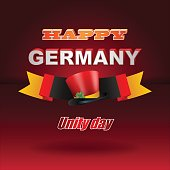 Germany, Unity day celebration