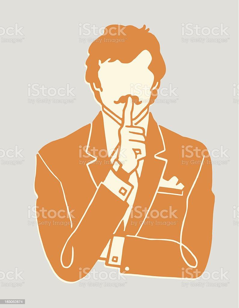 行為に静かな 1人のベクターアート素材や画像を多数ご用意 Istock