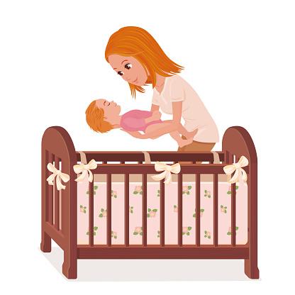 Get baby to sleep