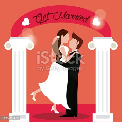 istock get married groom carrying bride 922753172