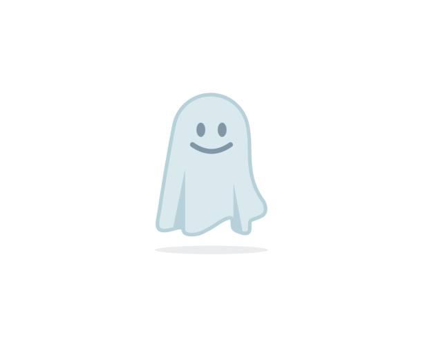 bildbanksillustrationer, clip art samt tecknat material och ikoner med ghost-ikonen - spöke