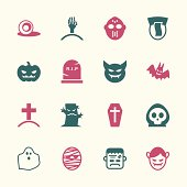 Ghost Icons - Color Series | EPS10
