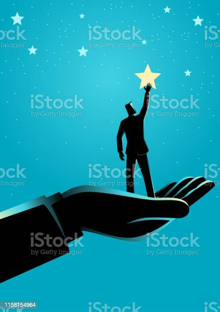Giant hand helping a businessman to reach out for the stars vector id1158154964?b=1&k=6&m=1158154964&s=612x612&h=gsg5yobhnafrcj kntnq5p69k92egwlsfiqtkrgwrry=