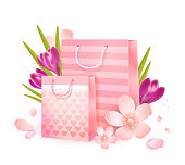 Gift bags. Icon 2