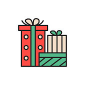 istock Gift Box Icon 1294826736