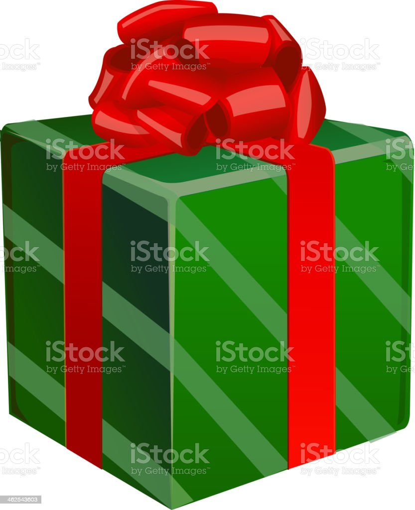 Gift box is placed royalty-free gift box is placed stock vector art & more images of clip art