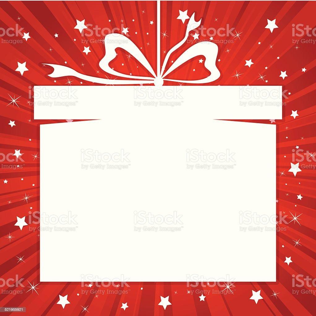 Gift Box – Vektorgrafik