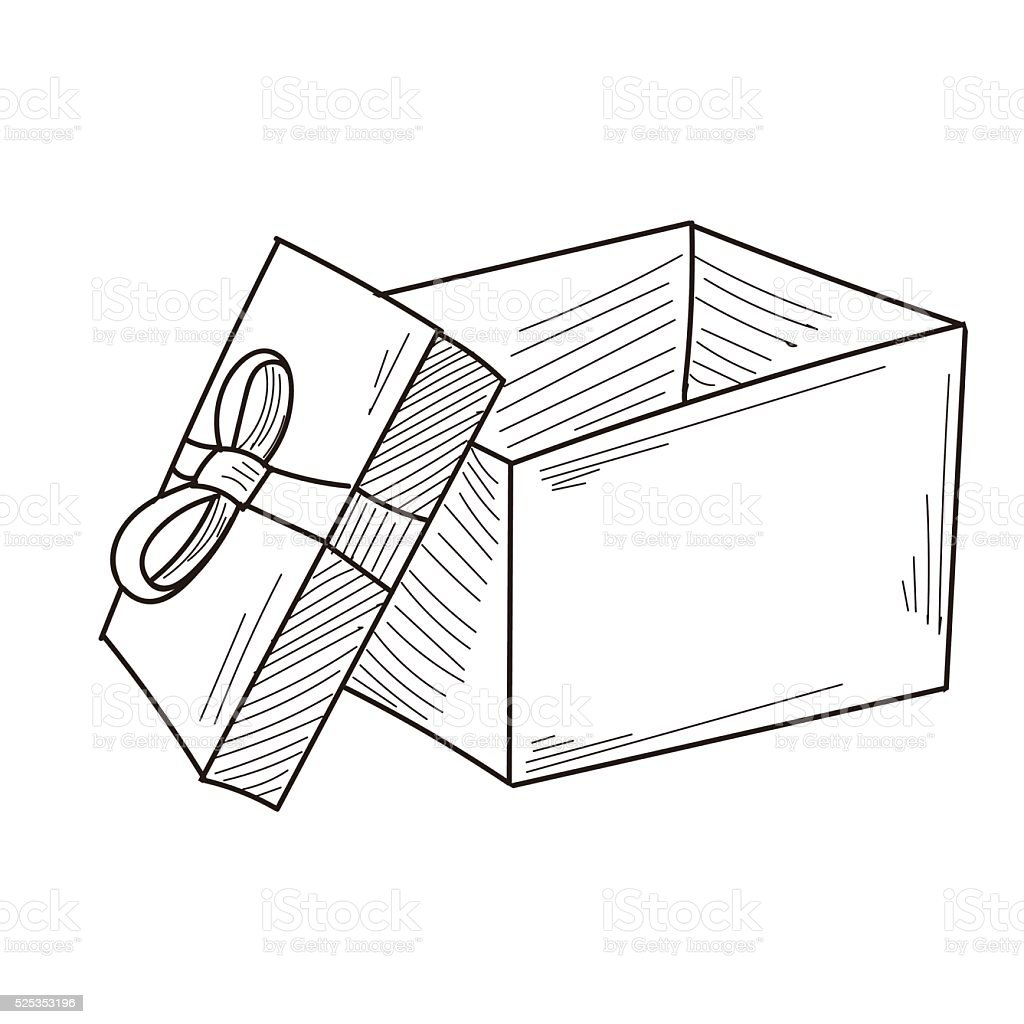 Gift Box Stock Vector Art & More Images of Birthday ...