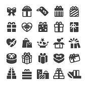 Gift Boxes Icons - Smart Series