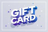 istock Gift Card 1279817320
