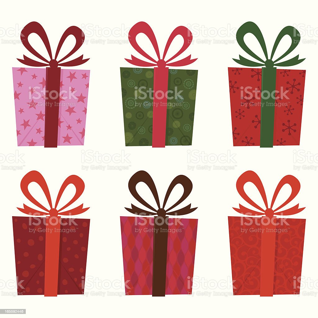 Gift collection royalty-free gift collection stock vector art & more images of birthday
