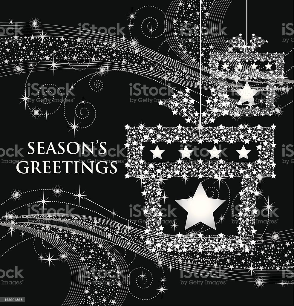 Gift Giving's Christmas royalty-free gift givings christmas stock vector art & more images of abstract