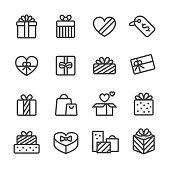 Gift Box, Present, Holiday,