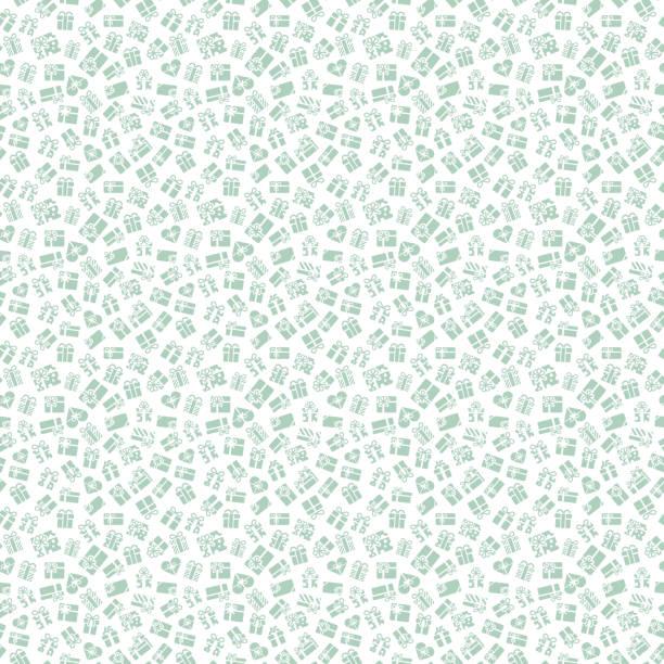Gift pattern seamless background Gift pattern seamless background, vector illustration. EPS 10. birthday designs stock illustrations