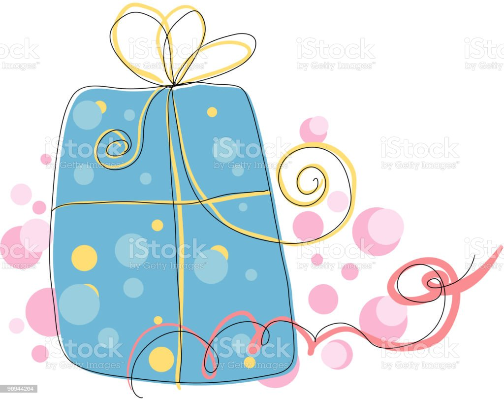 Gift royalty-free gift stock vector art & more images of box - container