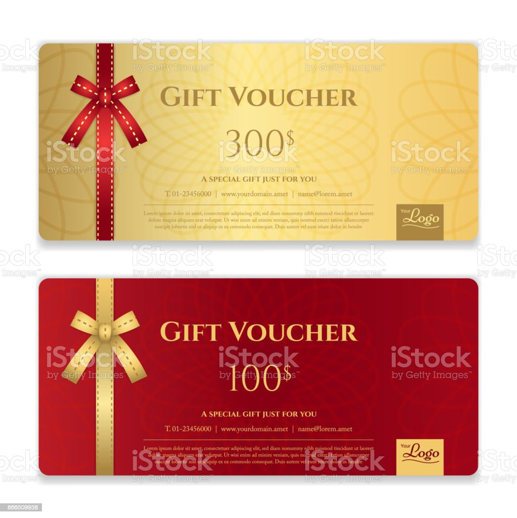 Gift voucher certificate or discount card template for promo gift voucher certificate or discount card template for promo compliment royalty free gift voucher yelopaper Images