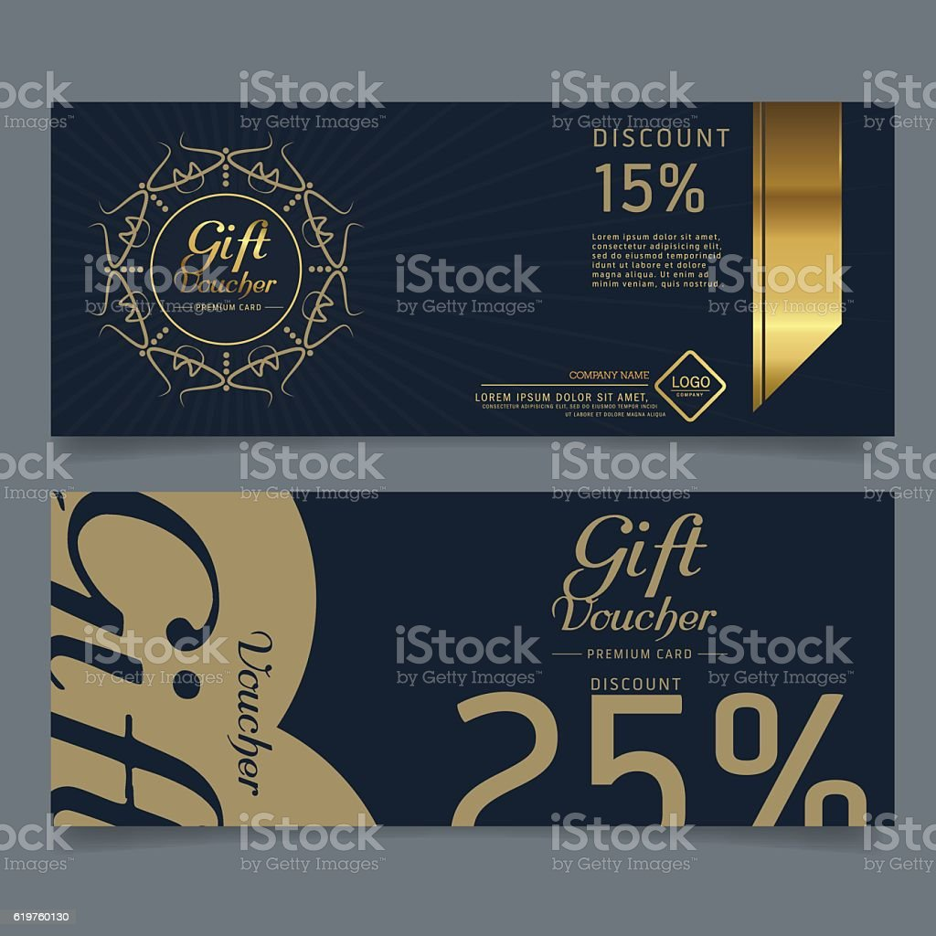 Design Gift Vouchers Free Microsoft Office Invitation Template Gift Voucher  Design Vector Template Vector Id619760130 Design  Design Gift Vouchers Free