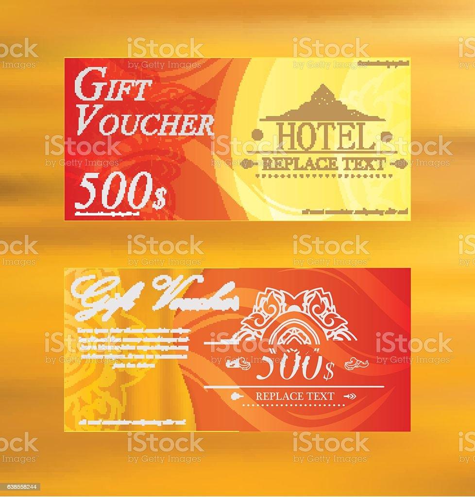 gift voucher gift certificate coupon template gift voucher ve