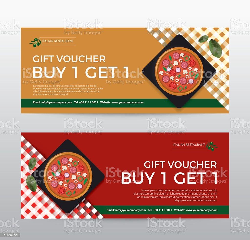 Gift Voucher Template For Spa Hotel Resort Stock Vector Art More