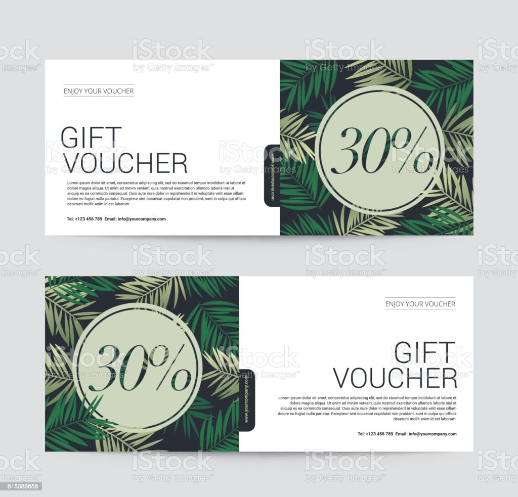 Gift voucher template premium for spa hotel resort coconut palm gift voucher template premium for spa hotel resort coconut palm tree background vector xflitez Gallery