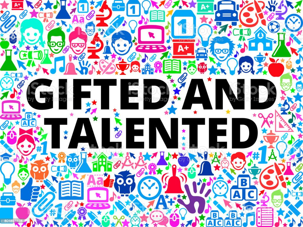 gifted talented Through advocacy and innovation the unique needs of gifted and talented students will be recognized, valued, and nurtured so their inspired minds are equipped to change the world.