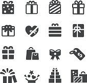 Gifts Icons - Acme Series