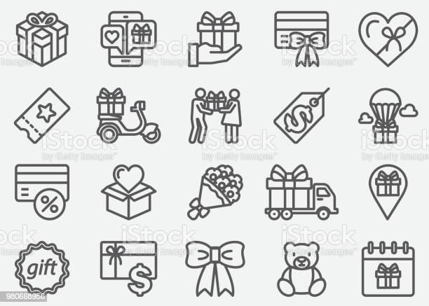Gifts line icons vector id980668956?b=1&k=6&m=980668956&s=612x612&h=ho2egssgmj8mntcy3kv4cn0fl21dyu kwzn2uerres0=