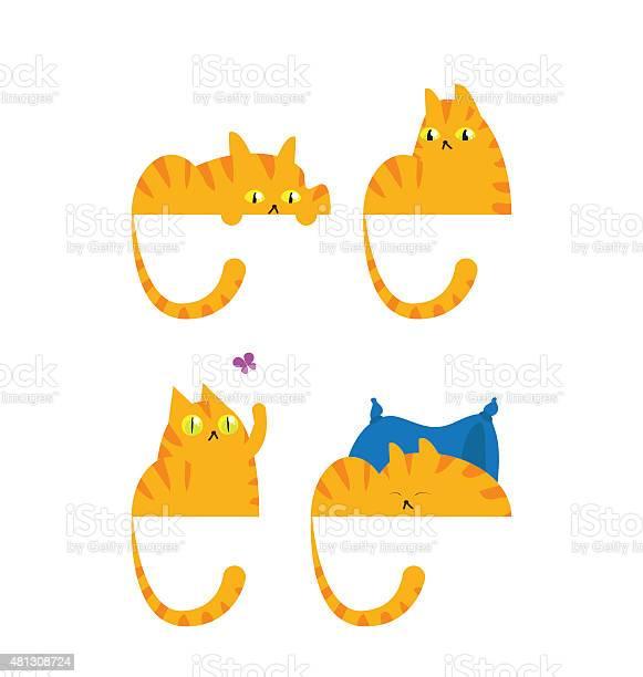 Ginger cat in four different behaviors vector id481308724?b=1&k=6&m=481308724&s=612x612&h=bm9unbu0nh3wav9txamf5lyieuirqmkatxbv9atlcy4=
