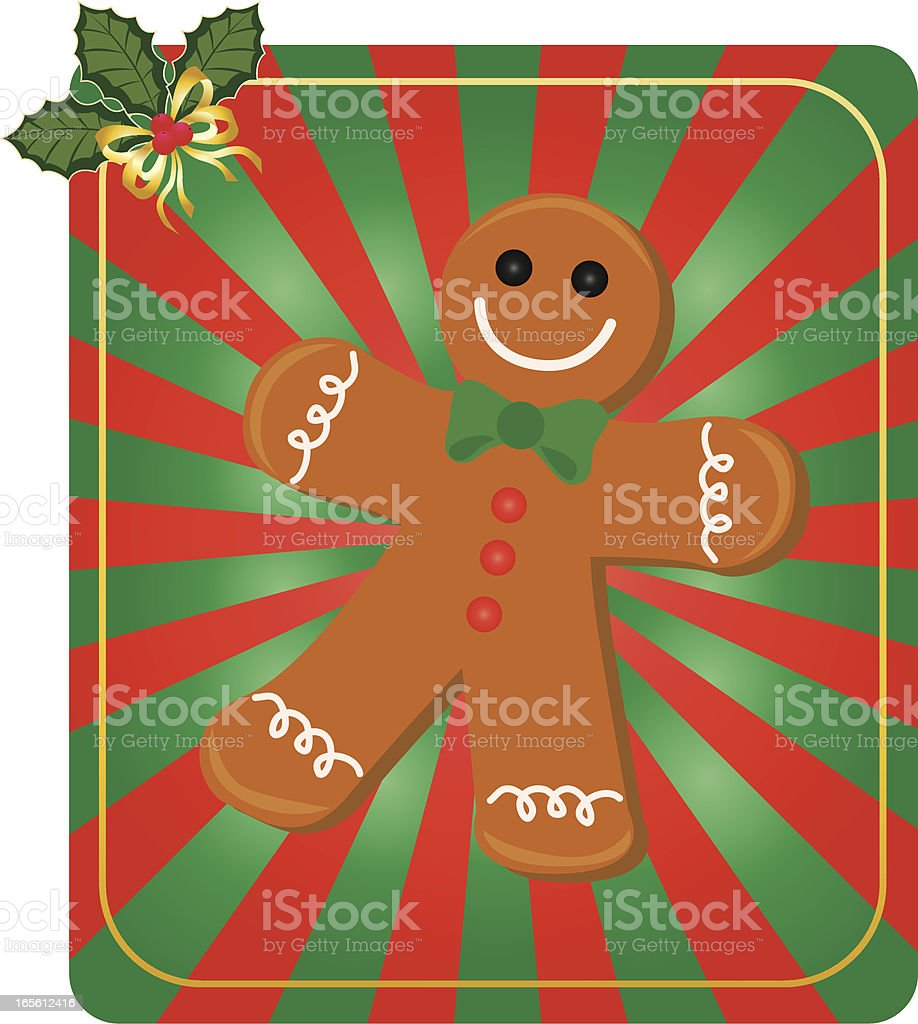 Gingerbread Man royalty-free gingerbread man stock vector art & more images of berry fruit