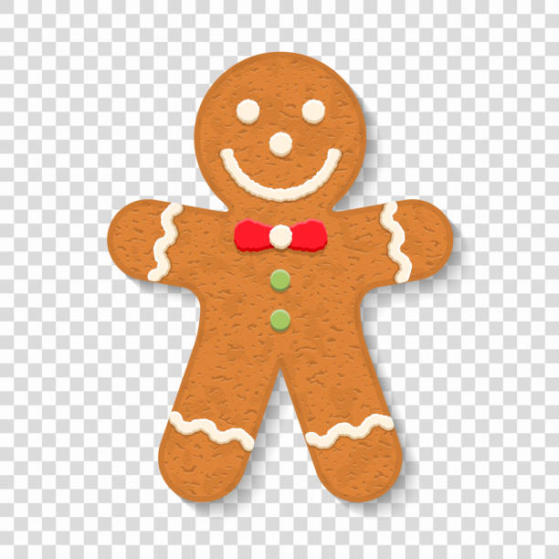Best Gingerbread Man Illustrations, Royalty-Free Vector ...