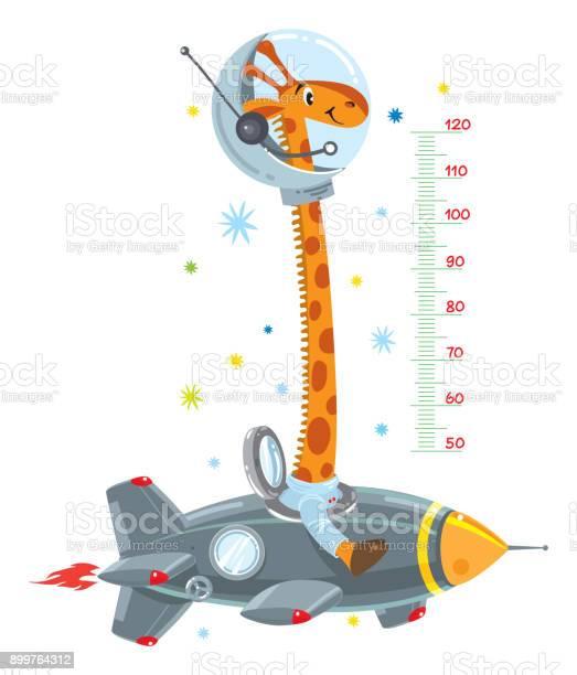 Giraffe on rocket meter wall or height chart vector id899764312?b=1&k=6&m=899764312&s=612x612&h=f0ki65gweqcebq9kqnmbvp9kwf384jryqlpujfdy3s8=
