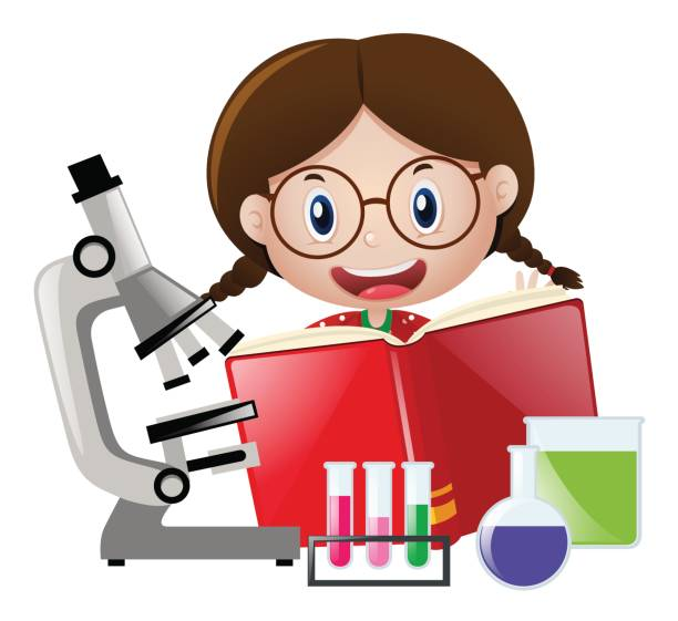 Best Science Lab Clipart Pictures Illustrations, Royalty-Free Vector