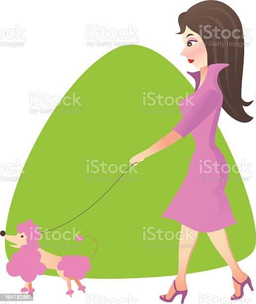 Girl and her poodle vector id164162991?b=1&k=6&m=164162991&s=612x612&h=nb jvd9fl7scfmc0zfj xgdclrgcbw 8  agwjxoddu=