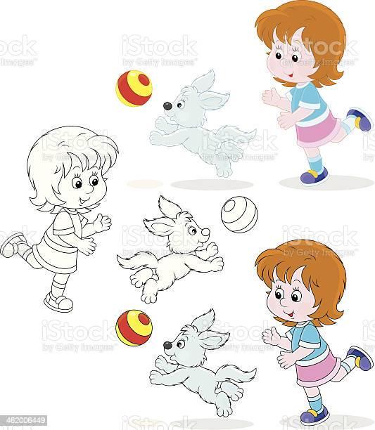 Girl and pup vector id462006449?b=1&k=6&m=462006449&s=612x612&h=rxcw08uqtsb40p634kvxhc01dmtla4q9dvjyhdianba=