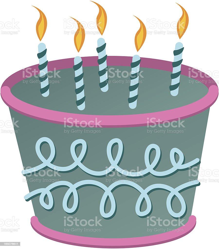 Girl Birthday Cake royalty-free girl birthday cake stock vector art & more images of birthday