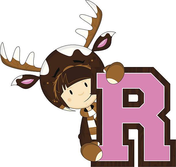 Best Clip Art Of A Female Elk Illustrations, Royalty-Free ...